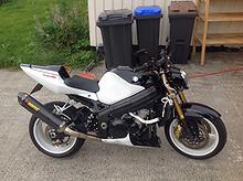 Suzuki Gsx-R 1000 2004, 48000 km, kr 69900,-