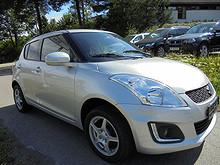 Suzuki Swift GLX, 4WD, Lav km, Facelift LED, DAB  2014, 32000 km, kr 169000,-