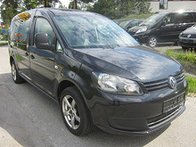 Volkswagen Caddy Maxi 1.6 TDi, DSG, 100% Finans  2012, 112000 km, kr 89000,-