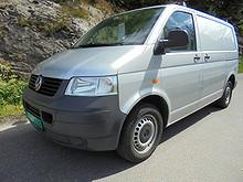 Volkswagen Transporter 2.5TDi 4motion. 131 hk, Meget pen  2005, 135000 km, kr 8...
