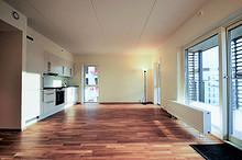 Lilleby - Helt ny 4-roms - Balkong - Parkering, kabel-TV, internett, oppvarming