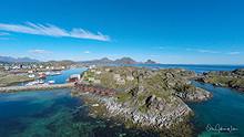 Rorbuer i Lofoten For Salg.  Byggestart 18 April 2017.