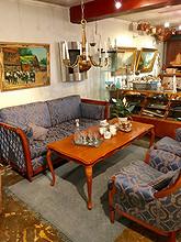 Nydelig gammel sofa