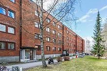 4 roms til leie på Haugerud. Nær T-bane/skole.