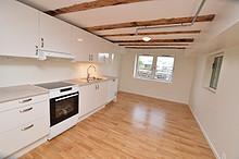 Splitter ny leilighet er nå klar for utleie! 1-roms med høy standard og utsikt