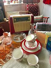 Kul gammel radio