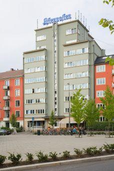 Flott fasade