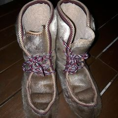 BUY 3 PAY FOR 2 !Red wedges boots Rød kiler støvler snøres