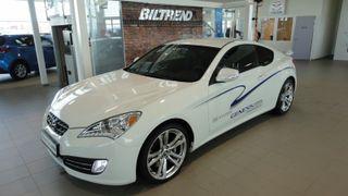 Hyundai Coupe Genesis 2,0 Turbo 214 hk Skinn ++ NY PRIS!  2012, 10000 km, kr 359000,-