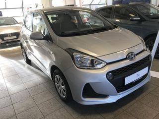 Hyundai i10 1.0 ECO*Varme Ratt* Demo*Navi*DAB+*Ryggesensor  2017, 950 km, kr 169000,-