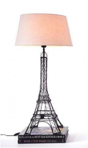 riviera maison lampe eiffel tower paris. Black Bedroom Furniture Sets. Home Design Ideas