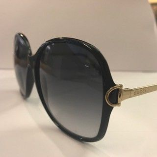Runde GUCCI solbriller - Oslo  - GUCCI solbriller, kjøpt for 2500kr for ca fire år siden. - Oslo