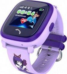 92f04922 Ny i eske - 700 Kr. Vanntett GPS klokke til barn med innebygd GPS - LILLA |  FINN.no
