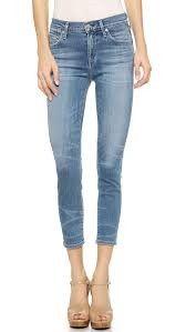 Citizens of Humanity Rocket Crop Aura, str. 27 - Oslo  - Citizens of humanity Rocket high rise skinny crop jeans i fargen Aura selges. Størrelse 27. Buksa er brukt og vasket en gang da den viste seg å være for stor (så vil si den er litt stor i størrelsen). Veldig fin farge og lengde på buksa Nypr - Oslo