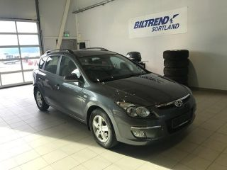 Hyundai i30 1.6 D CLASSIC +/ COMFORT  2009, 103000 km, kr 99000,-