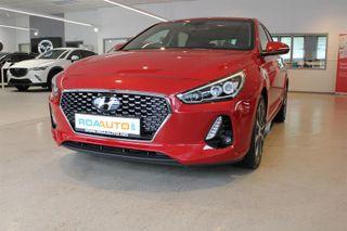 Hyundai i30 1.4 T-Gdi Teknikk  2017, 20000 km, kr 279000,-