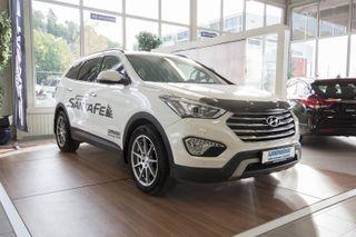 Hyundai Grand Santa Fe 2.2 Premium, Aut, Krok, Skinn, 7 seter, Navi++  2015, 86000 km, kr 570000,-
