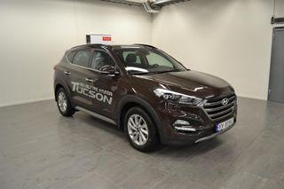 Hyundai Tucson Panorama/aut/skinn+++  2018, 22000 km, kr 369900,-