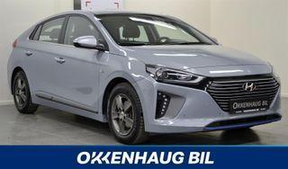 Hyundai Ioniq Adaptiv Cruise, Hybrid, Varme i ratt, Navi, Automat, P  2017, 29630 km, kr 238900,-