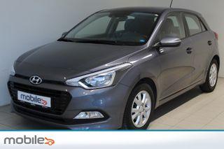 Hyundai i20 1,0 T-GDI Navigasjon, Turbo  2017, 44900 km, kr 169000,-