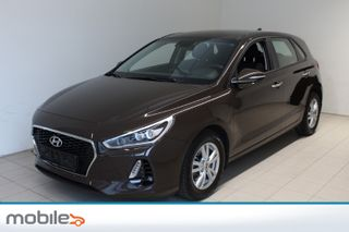 Hyundai i30 1,0 T-GDi Eco Plusspakke Garanti med ubegrenset km.  2018, 35180 km, kr 219000,-