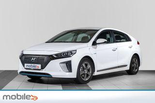 Hyundai Ioniq Teknikk Skinn int/Navi/Alufelger/ryggekamera.Mm  2018, 21000 km, kr 298900,-