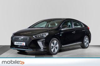 Hyundai Ioniq Teknikk Skinn interiør/Navi  2018, 15500 km, kr 298900,-