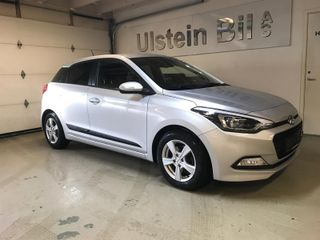 Hyundai i20 1.0T-GDI *RYGGEKAMERA* NAVI*DAB+*BLUETOOTH*VARME I RATT  2017, 39660 km, kr 178000,-