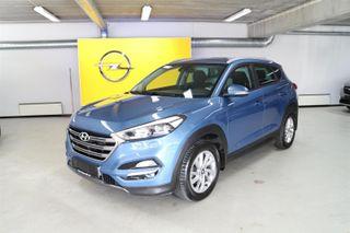Hyundai Tucson 2.0 CRDI 136 HK AUTOMAT/4x4/LED/Lav KM  2016, 48300 km, kr 349000,-