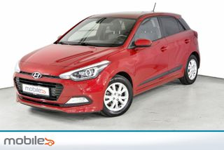 Hyundai i20 1,0 T-GDI GO!  2017, 44190 km, kr 169000,-