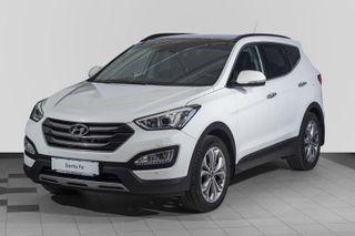 Hyundai Santa Fe 2.2 Panorama 7-seter Skinn/Navi++  2015, 32000 km, kr 479000,-
