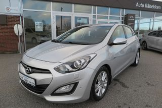 Hyundai i30 1.6 CRDi Comfort  2014, 81000 km, kr 129000,-