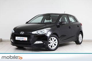 Hyundai i20 1,0 T-GDI 99Hk GO! Sport -Inkl. 3 Servicer!!  2017, 49005 km, kr 168900,-