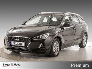 Hyundai i30 1,4 T-GDi Plusspakke aut LAV KM  2018, 2288 km, kr 289900,-