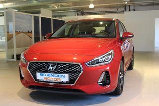 Hyundai i30 1.4 med  Teknikkpakke  2017, 13000 km, kr 289000,-