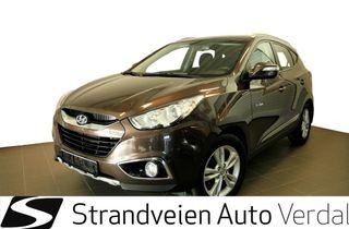 Hyundai ix35 1.7 CRDI COMFORT  2013, 98000 km, kr 159000,-
