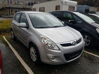 Hyundai i20 1,4 CRDI  2010, 91200 km, kr 65000,-