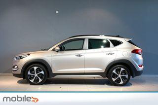 Hyundai Tucson 1,7 CRDi Panorama aut  2018, 4500 km, kr 369000,-