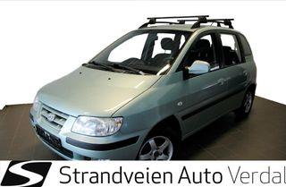 Hyundai Matrix 1.6 GLS  2005, 140646 km, kr 22000,-