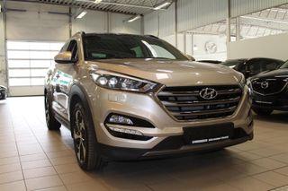 Hyundai Tucson 1.6T 177hk Panorama 4X4 ALT UTSTYR!  2016, 48000 km, kr 391161,-