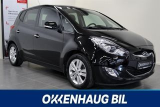 Hyundai ix20 Bensin, 1.6i Automat, Bluetooth, DAB+, Høy sittestilli  2013, 40000 km, kr 149900,-
