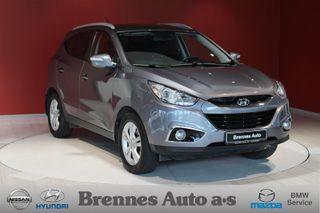Hyundai ix35 2.0 COMFORT Dab+/4x4/del skinn/2 sone Klima/Blåtann/m.m  2012, 112700 km, kr 149900,-