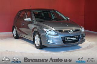 Hyundai i30 1.6 CLASSIC +/ COMFORT  2010, 91000 km, kr 79900,-