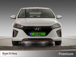 Hyundai Ioniq Electric NY BIL!/DAB/ADPT CC/NAVI/RYGGEKAMERA  2018, 20 km, kr 269900,-