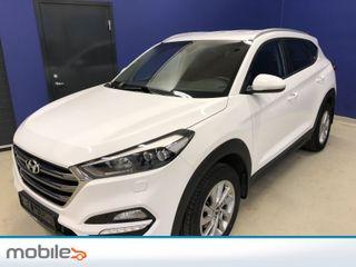 Hyundai Tucson 1,7 CRDi Plusspakke DAB+ Navi Ryggekamera  2016, 66000 km, kr 245000,-