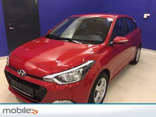Hyundai i20 1,0 T-GDI DAB+ Varme i ratt **INNBYTTE KAMPANJE**  2016, 49900 km, kr 149000,-
