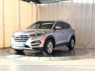 Hyundai Tucson 1,6 GDI Plusspakke  2017, 26000 km, kr 298900,-