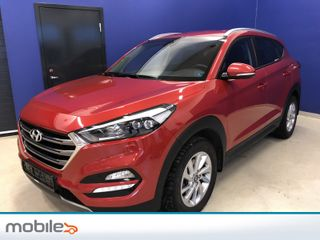 Hyundai Tucson 1,7 CRDi Plusspakke  2016, 52000 km, kr 249000,-