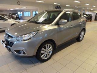 Hyundai ix35 2,0 crdi 4x4 Premium  2010, 161000 km, kr 149000,-