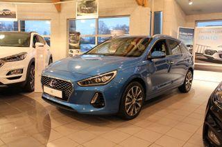 Hyundai i30 1.4 T-GDi STV teknikkpakke Automat  2018, 2500 km, kr 329900,-